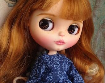 Blythe doll custom #1