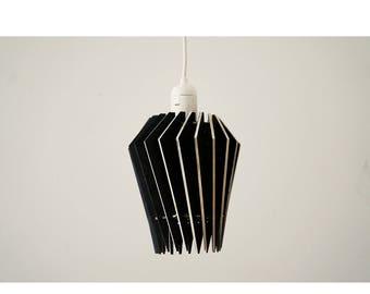Wood lamp, Fo_01, architect lamp, desk lamp, hanging lamp, Lampshade, DIY