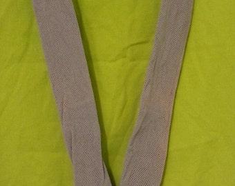 Ladies Gray Fishnet Hose Grey Tights