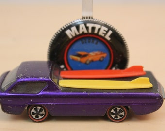 Original Hot Wheels Redline - Deora & Button - 1967 USA