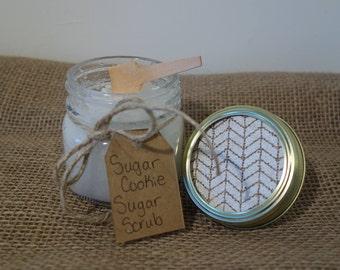 Sugar Cookie sugar scrub 8oz
