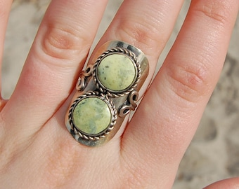 Alpaca Silver Ring