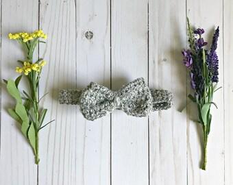 Baby Bow, Crochet Headband, Baby Bows, Baby Headband, Baby Headbands, Toddler Headband, Crochet Baby Headband, Infant Headband, Baby Gift