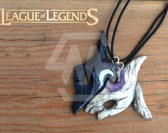 Fan Art Kindred Necklace ispired by LOL