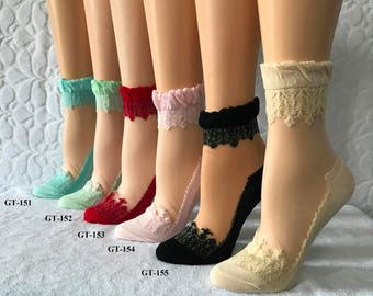 Beautiful Women Socks
