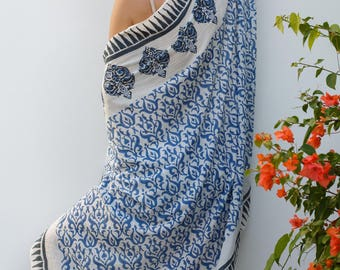 Jodpur Sarong, Beachwear, Resort Wear, Beach Wrap, Handmade Sarong