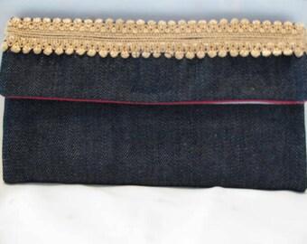 Fabric Ladies Wallet FWF102