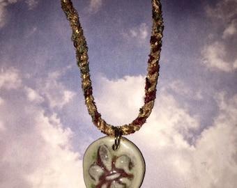 Fleurdeli Design Necklace Pendent