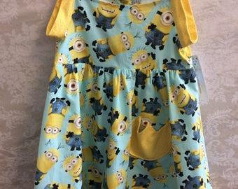 4T Handmade Little Girl's Dress
