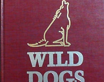 Wild Dogs: The Natural History of the Non-Domestic Canidae by Jennifer Sheldon (Hardcover 1992)
