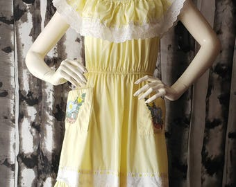 Lemondrop Dream Dress
