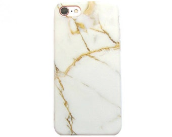 Gold Marble Phone Case, iPhone 6s, iPhone 7, iPhone 6, iPhone 7 Plus, iPhone 6s Plus, iPhone 6 Plus, iPhone Case