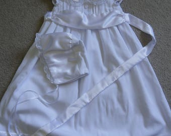 Girl's Christening Gown