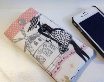 Parisian chic phone cases