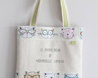 Tote Bag to personalize child