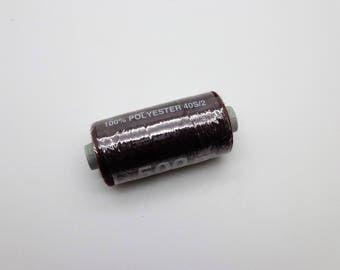 500 polyester sewing thread m Brown