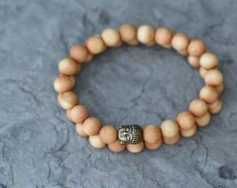 Sandalwood Buddha Bracelets