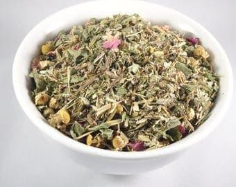 Nerve Tonic Infusion loose leaf tea blend