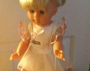 Stefi is a Handmade Lieberman Elegance Vinyl  Ballerina Doll  Made in West Germany