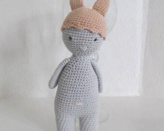 "Don ""the little plump"" rabbit ears"