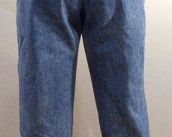 Lee jeans/waist 30/ dark acid wash Vintage 90's mom jeans