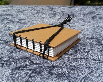 Handmade pocket Journal