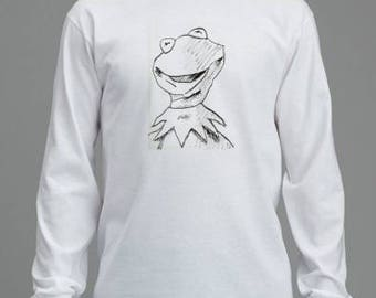 The Frog Long Sleeve Shirt