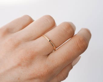Delicate thin ring, Thin ring, Gold Ring, Delicate Ring, Thin ring, Minimalist Jewelry R010