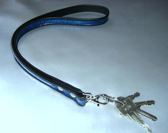 Keyring Keychain Leather Keychain Keychain Key Chain