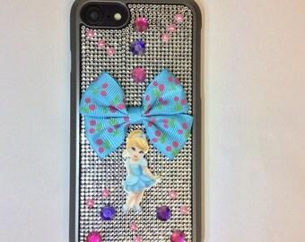 cinderella silver iphone case