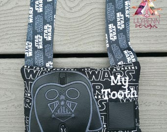 Tooth Fairy Pillow Darth