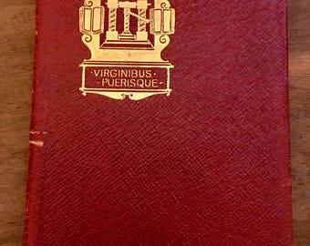 Rare Copy of Robert Louis Stevenson VIRGINIBUS PUERISQUE