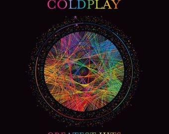 COLDPLAY 2 CD new Greatest hits shipped from USA
