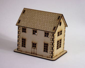 build your own fairy village in miniature fairy town house wooden fairy house