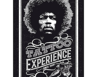 Tattoo Experience Poster#2