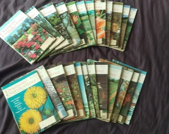 24 Vintage 1960 & 1961 Organic Gardening and Farming (full sets/Jan- Dec)