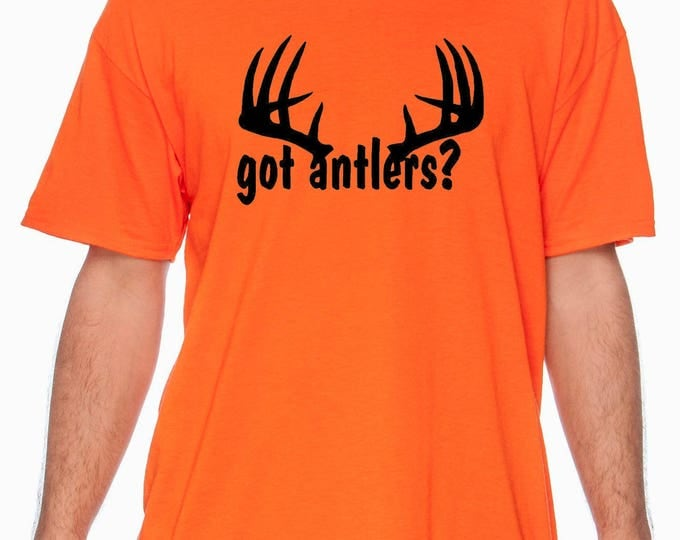 Hunting - Got Antlers?