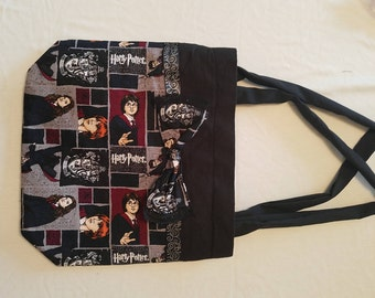 Harry Potter Tote Bag with bow