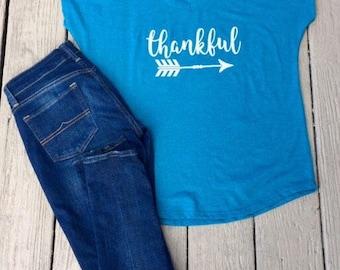 Thankful Arrow Shirt