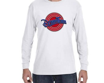 Dream Team Tune Squad high quality Long sleeve shirt