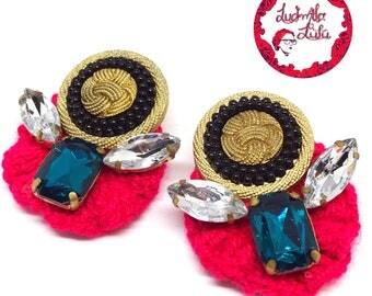 Tantra Earring