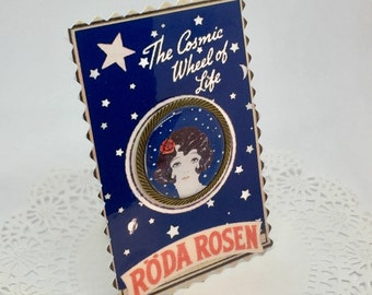 Roda Rosen brooch