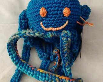 Octopus plush ~ Noah