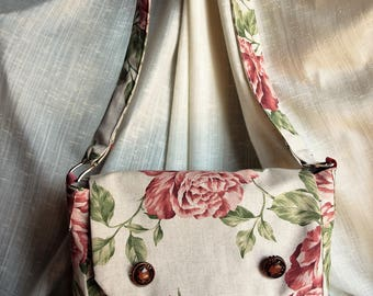 Wild Rose Bag-pink small