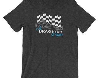 Jr. Dragster Papa T-Shirt