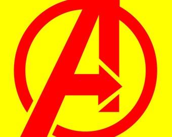 Avengers Logo Printable