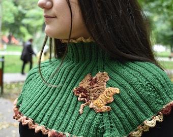 Autumn collar