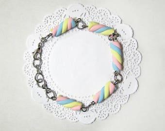Marshmallow Bracelet