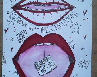 LSD Christmas Card