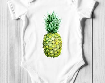 """Pineapple"" Bodysuit"